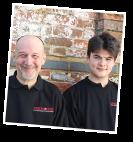 Marc & George Vincent, Pestforce Northumberland